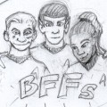 thumbnail of Star Trek Reboot art meme
