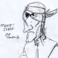 Pirate!Snape for penknife
