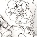 preview of Teddy's revenge dream doodle