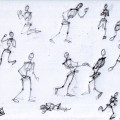 preview of stick figures moving